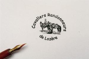 les cavaliers randonneurs de Lozere